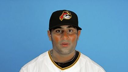 Pirates prospect Rinku Singh has a 2.95 ERA in 35 relief appearances.
