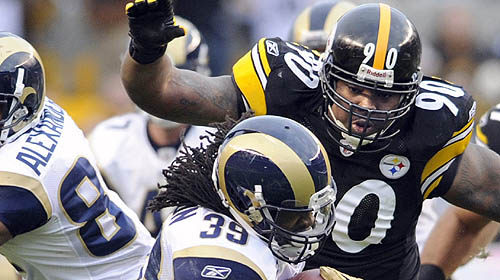 Why are Green Bay Packers Interested in Pittsburgh Steelers' Steve McLendon?