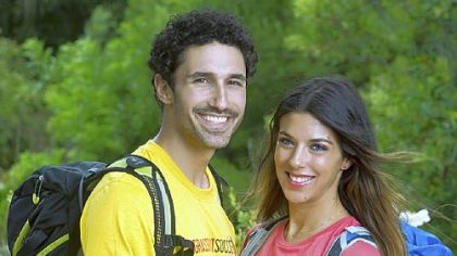 """Survivor"" winners and ""The Amazing Race"" contestants Ethan Zohn and Jenna Morasca will take part in ""Run for Your Lives"" zombie race in Butler Sept. 1."