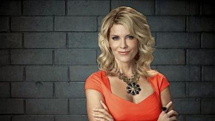 McKenzie Westmore, host of Syfy&#039;s &quot;Face-Off.&quot;