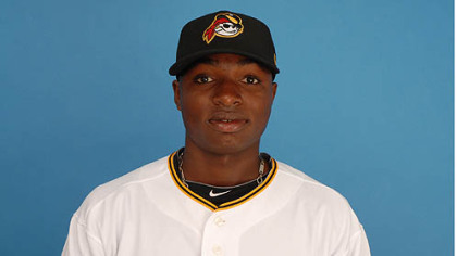 Gregory Polanco -- Second in South Atlantic League in batting