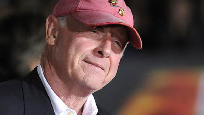 "Director Tony Scott, at the 2010 premiere of ""Unstoppable"" in Los Angeles, died after jumping off a bridge in Los Angeles on Sunday."