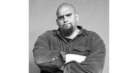 Barddock Mayor John Fetterman.