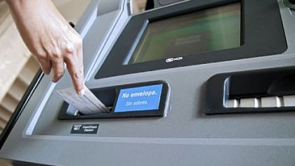 Despite their age, automatic teller machines, or ATMs, continue to evolve and are an important part of delivering automatic check deposit services to customers.