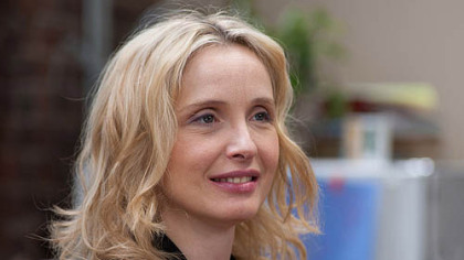 "Julie Delpy --  ""I went to film school to make films just because you're in control of the story."""