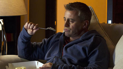 "Former ""Friends"" star Matt LeBlanc portrays a fictionalized version of himself on ""Episodes."""