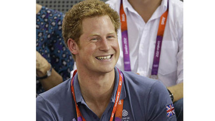 Prince Harry -- Handlers are being blamed for embarrassing photos.