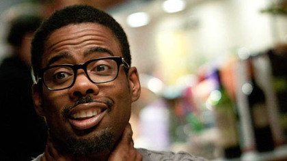 "Chris Rock in ""2 Days in New York."""