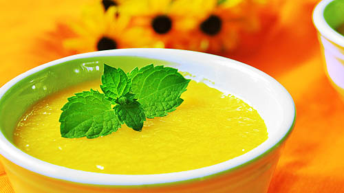 What's for Dinner: Chilled Peach Soup - Pittsburgh Post-Gazette