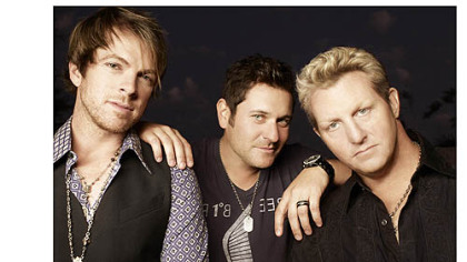 Rascal Flatts -- Joe Don Rooney, left, Jay DeMarcus and Gary LeVox -- will be one of the last shows of the the season at the First Niagara Pavilion.