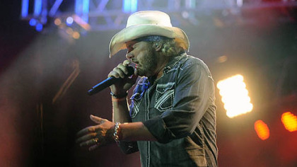 Plenty of country acts stopped off at First Niagara Pavilion, including Toby Keith on July 27.