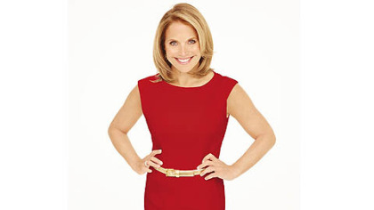 Katie Couric begins the next stage of her career with &quot;Katie,&quot; rolling out Sept. 10.