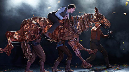 "The drama and puppet artistry of ""War Horse"" will come to the Benedum stage to open the PNC Broadway Across America -- Pittsburgh series in November."