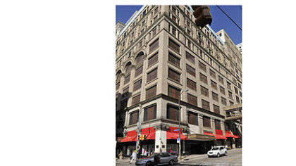 Macy's looks to sell its Downtown building, or at least lease some of the upper floors.