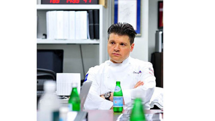 Chef Richard Rosendale, executive chef of The Greenbrier in White Sulphur Springs, W.Va., will compete in the Bocuse d'Or, which will be held in January in Lyon, France.