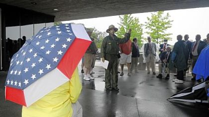 Park Ranger Brendan Wilson provides a general introduction to the events, actions, and people related to the story of Flight 93 and Flight 93 National Memorial in Stonycreek, Somerset County.