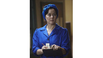 Meg Tilly as Lorna Corbett in &quot;Bomb Girls.&quot;