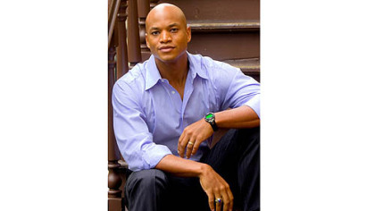 Wes Moore -- Inspired by people who help children.