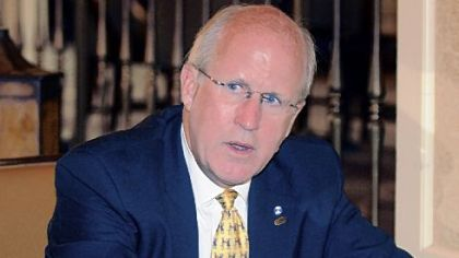 "Former U.S. Comptroller General David Walker discusses his ""$10 million a minute"" tour, which warns of the nation's budget debt and Social Security and Medicare obligations."