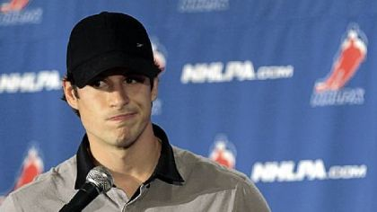 Sidney Crosby said Thursday in New York: &quot;When it comes down to it, both sides have to be willing to sacrifice a bit. ... It doesn&#039;t seem like they&#039;re really willing to do that.&quot;