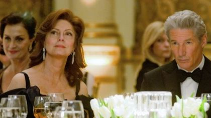 Susan Sarandon and Richard Gere in 'Arbitrage.'
