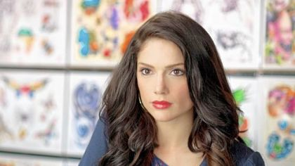 "Janet Montgomery stars as a working-class lawyer from New Jersey who uses her street smarts to compete at a Manhattan firm in the CBS series ""Made in Jersey."""