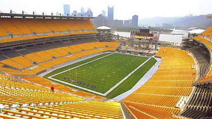 The Steelers want to add 3,000 more seats to Heinz Field. The seats would be located in the south end zone underneath the scoreboard.