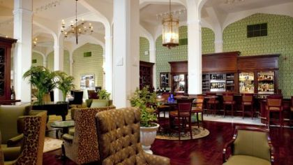 The Claremont Hotel has 279 rooms, each of them completely different.