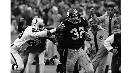 The Steelers Immaculate Reception: The play that changed a city