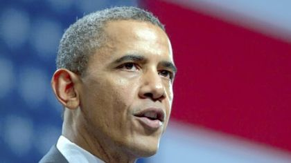 Polls show President Barack Obama has a lead over Republican challenger Mitt Romney in Virginia. Because of its role as a swing state, however, political experts expect the fight for Virginia to go down to the bitter end.