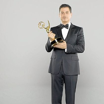 Jimmy Kimmel -- Plans to insert himself into the entirety of the awards show.