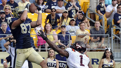 Pitt's Mike Shanahan said the team learned from the Youngstown State loss and will be ready for Gardner-Webb today.