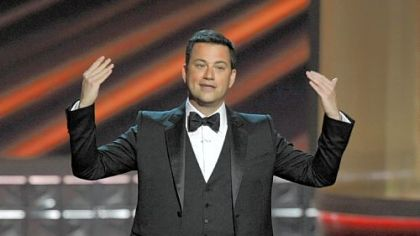 Jimmy Kimmel -- A fine job as host.