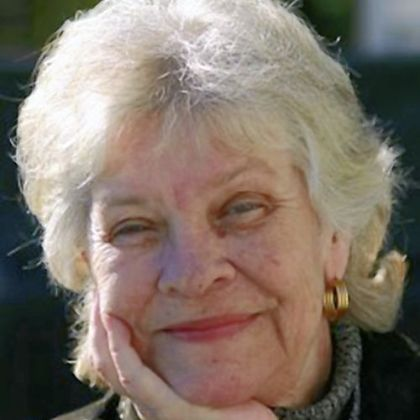 Author Patricia MacLachlan.