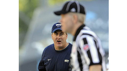 Paul Chryst has a full to-do list in Pitt's off week.