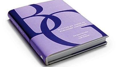 """Scatter My Ashes at Bergdorf Goodman"" book, which features stories from Victoria Beckham, Michael Kors, Ashley and Mary-Kate Olsen and more. $35."
