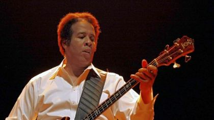 Stanley Clarke opens the new concert season at Manchester Craftsmen's Guild Saturday night.