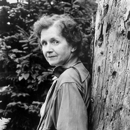 Rachel Carson, a courageous scientist from Springdale, risked her health and reputation to fight for the environment.