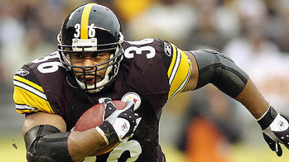 Jerome Bettis, retired Steeler, is eligible for the NFL Hall of Fame class of 2013.