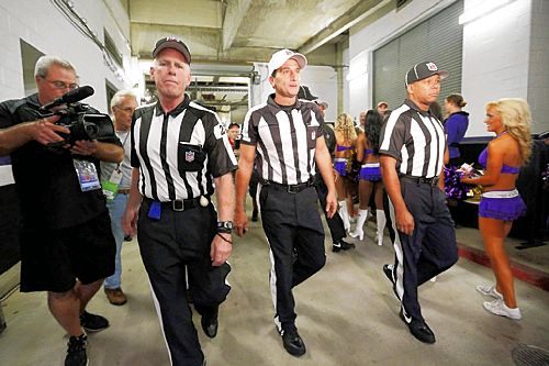 On the Steelers: Old attitudes toward officials likely to retur…