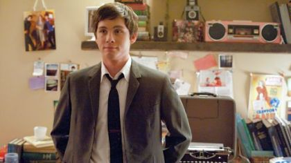 Logan Lerman, who plays Charlie in &quot;The Perks of Being a Wallflower,&quot; calls Pittsburgh &quot;a beautiful place.
