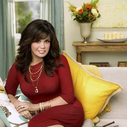 "Marie Osmond will host a weekday talk show on the Hallmark Channel called ""Marie"""