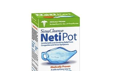 SinuCleanse NetiPot
