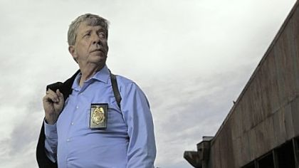 "Joe Kenda discusses cases on the true crime show ""Homicide Hunter: Lt. Joe Kenda."""