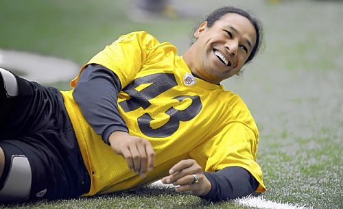 Steelers expect Polamalu, Harrison and Mendenhall back in lineu…