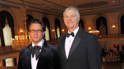 Ron Booth, and opera general director Christopher Hahn.