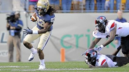 Pitt redshirt freshman cornerback Lafayette Pitts has started all four games this season and is settling into his role.