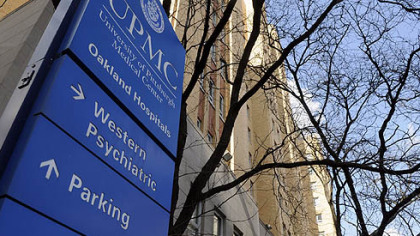 Western Psychiatric Institute and Clinic of UPMC, where John Shick opened fire.