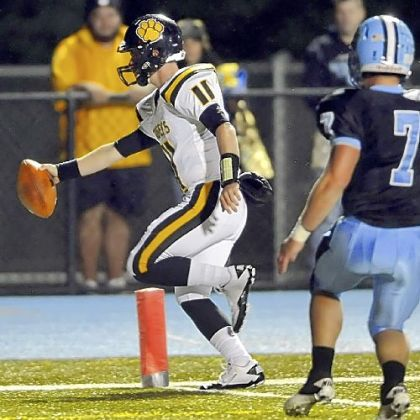 North Allegheny's Mack Leftwich is a Stephen F. Austin recruit.