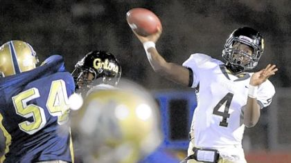 Gateway quarterback Thomas Woodson has passed for 963 yards and 10 touchdowns this season.